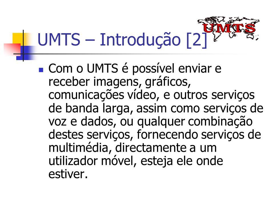UMTS – Introdução [2]